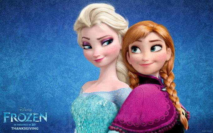ディズニー映画『アナと雪の女王』