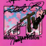 Aqua Timez (アクア・タイムズ)直筆サイン入りノートブック (MTV JAPAN当選品)