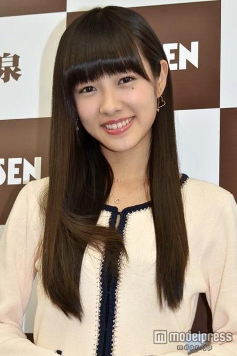 モデルの前田希美 (まさだのぞみ) さん